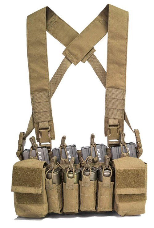chaleco molle