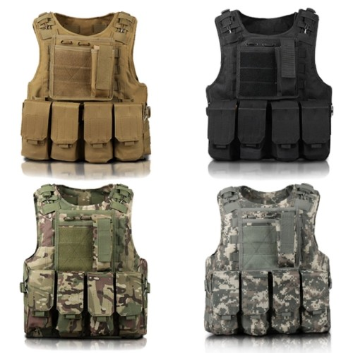 chaleco tactico swiss arms molle